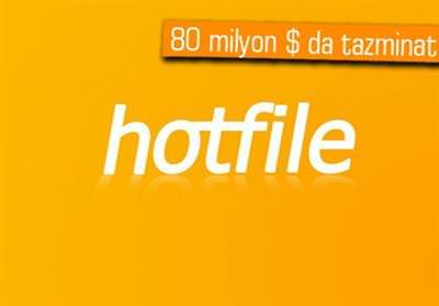 Hotfile devri sona eriyor