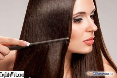 Kako smanjiti volumen kose? 2021