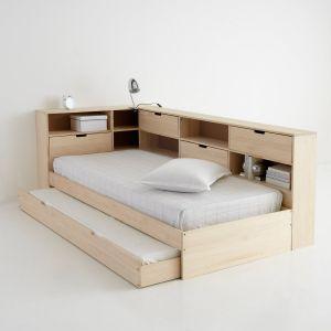lit avec rangement 90 190 venus et judes