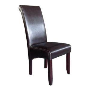 image de dining 2 chaises de salle a manger en simili cuir