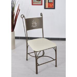 chaises de salle a manger en fer