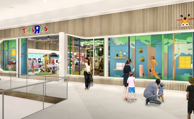Toys R Us Opening Two New Us Store Locations In Time For