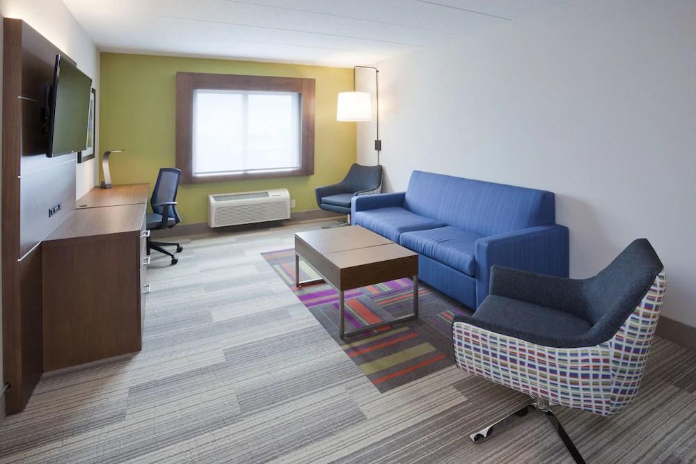 Holiday Inn Express Roseville St Paul Roseville Minnesota