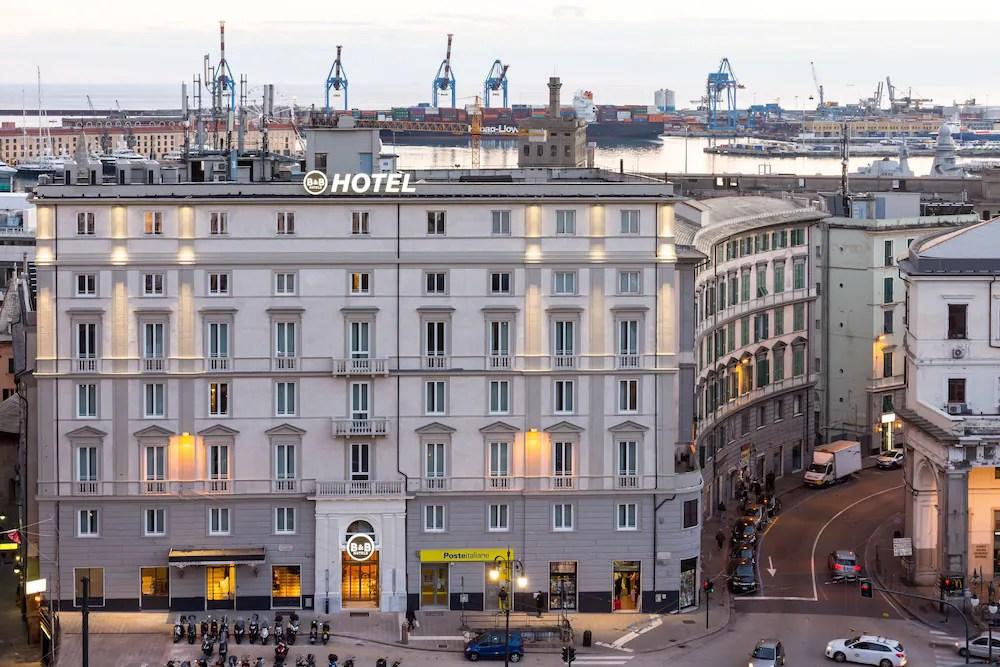 B B Hotel Genova Qantas Hotels