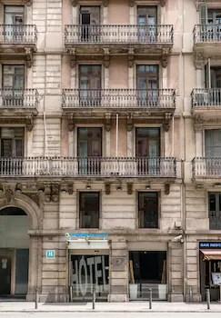 Hotel Ilunion Almirante Barcelona Spain