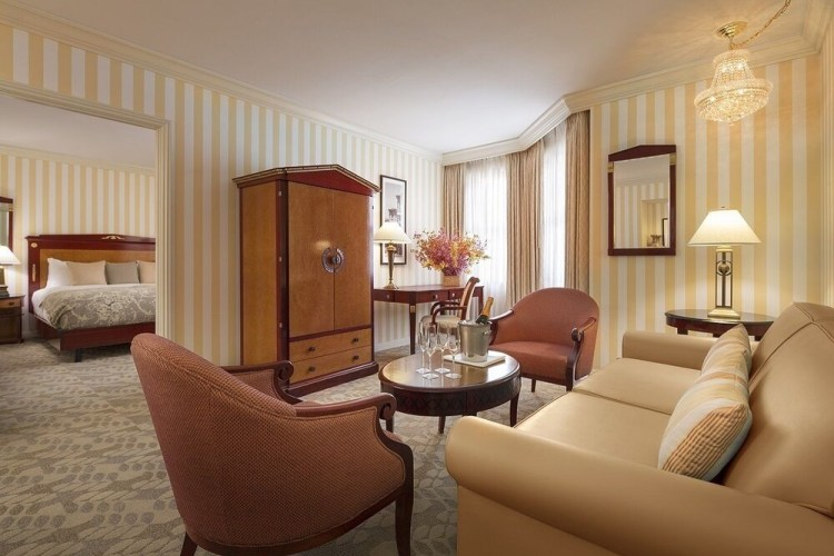 Eco-friendly hotels in San Francisco: Orchard Hotel