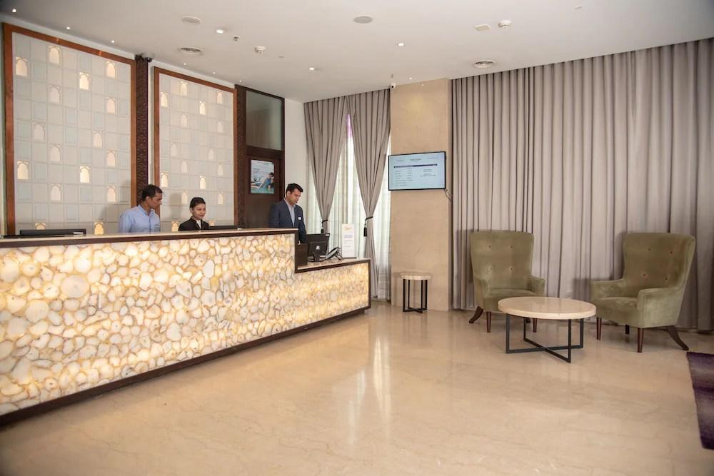 Mercure Hyderabad Kcp An Accorhotels Brand Qantas Hotels
