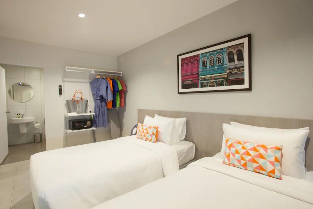 Recenta Suite Phuket Suanluang Qantas Hotels