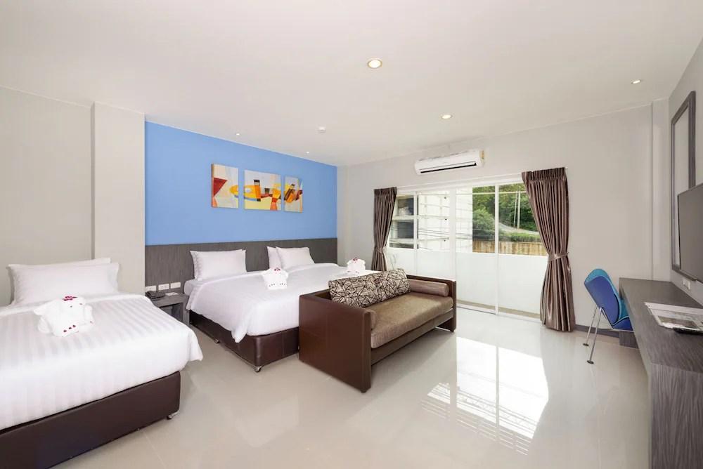 Fx Hotel Pattaya Qantas Hotels