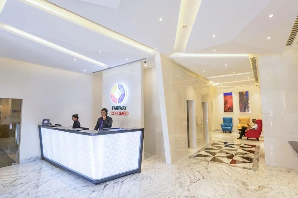 Fairway Colombo Qantas Hotels