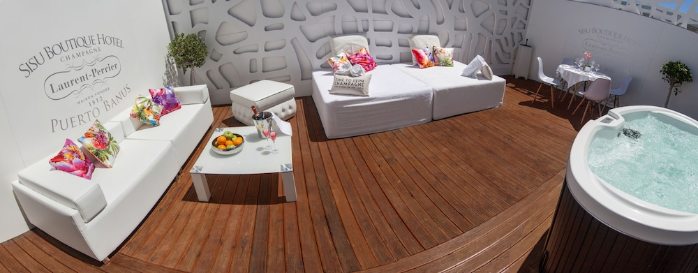 Sisu Boutique Hotel Adults Only Marbella Spain
