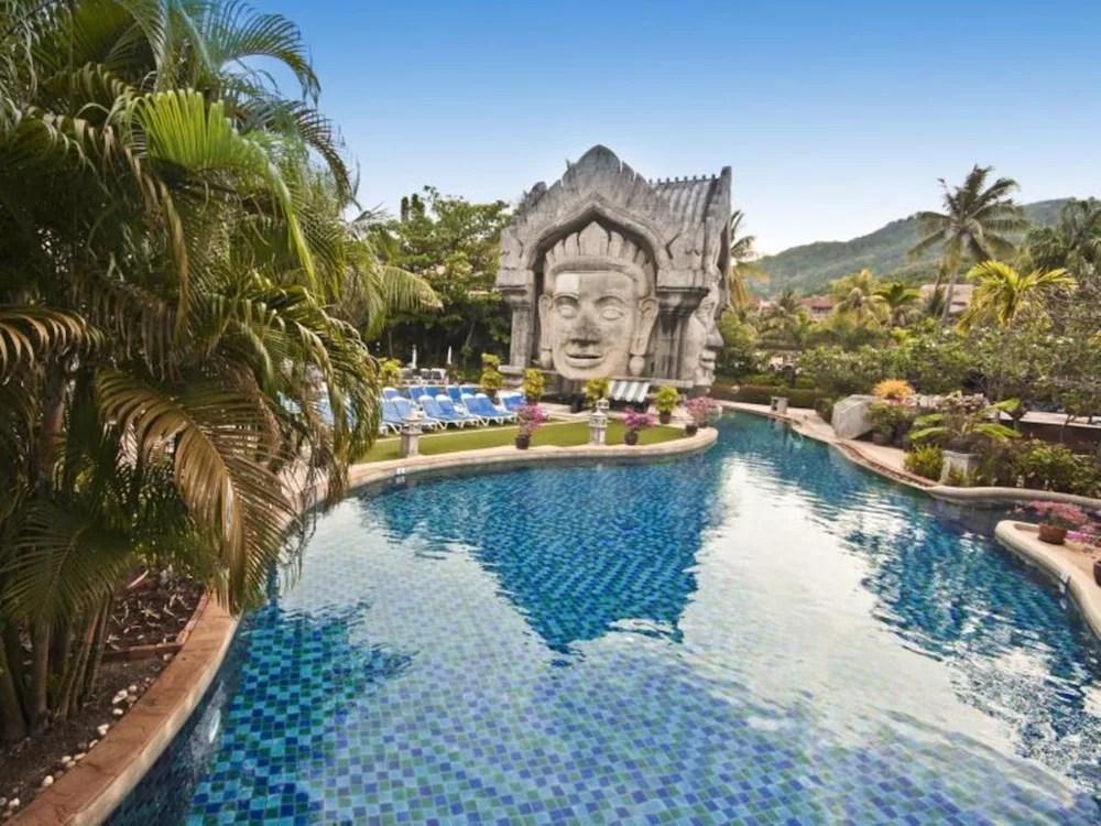 Phuket Orchid Resort And Spa Qantas Hotels
