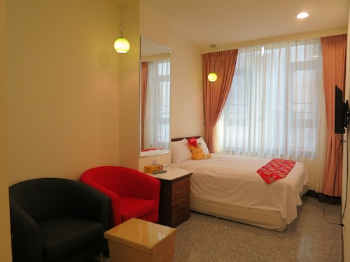 Sun Moon Lake Crown Yu Hotel Nantou Booking Promo Murah