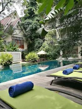 Ariyasomvilla Bangkok Thailand
