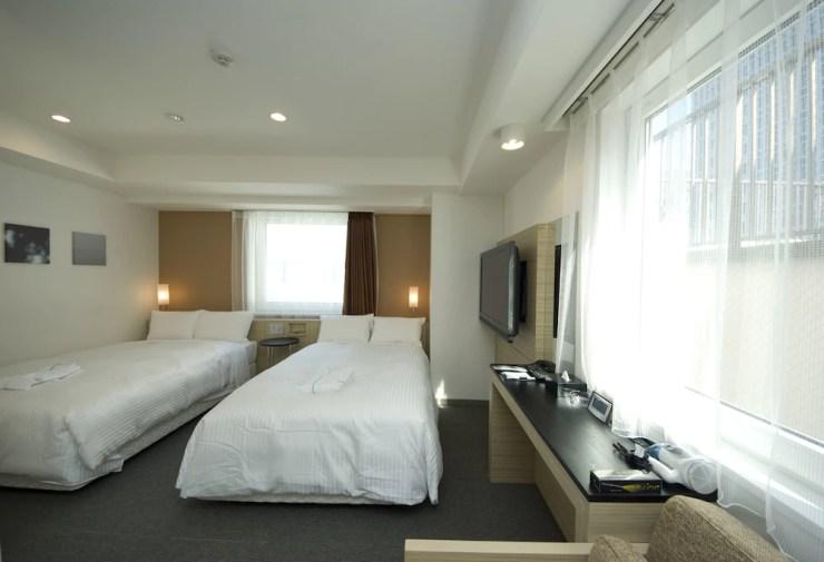 도쿄 호텔 추천 소테츠 프레사 인 도쿄 쿄바시 객실