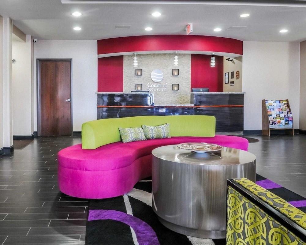 Comfort Inn Suites Artesia Artesia New Mexico Us