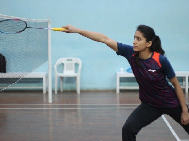 Mahoor becomes first Pakistani female to break into badminton's top 140 | The Express Tribune