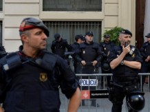 Spanish Police Arrest Moroccan Man for Praising Beheading of a French Schoolteacher