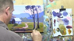 acrylic painting introduction to