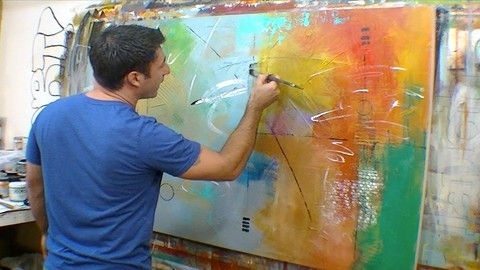 top abstract painting courses