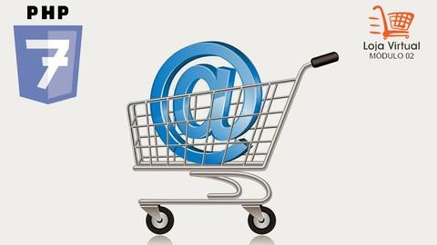 Loja Virtual com PHP 7 - Carrinho de Compras