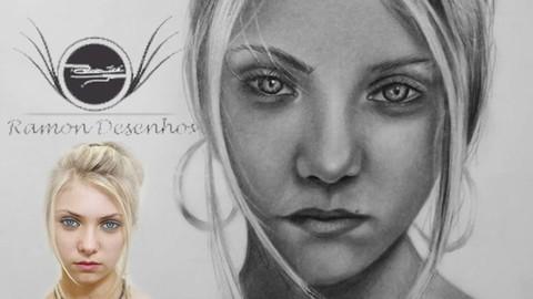 Curso de dibujo realista, volumen 1: aprender desde cero