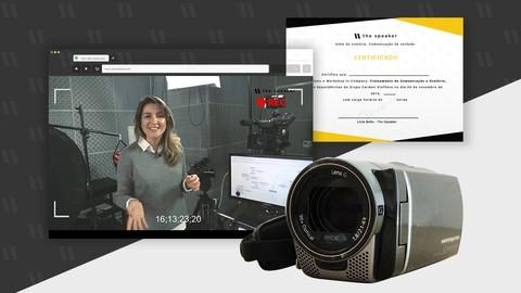 Aprenda a gravar vídeos e fazer apresentações engajadoras!