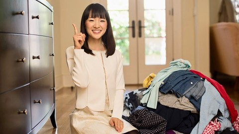 Tidy Up Your Home: The KonMari Method