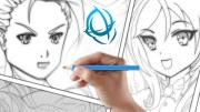 manga art school anime