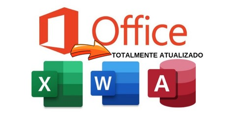 Microsoft Office Completo - Excel, Access e Word