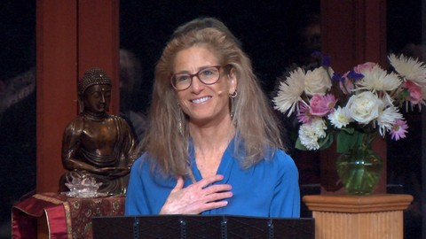 Freeing Ourselves With Mindfulness - with Tara Brach