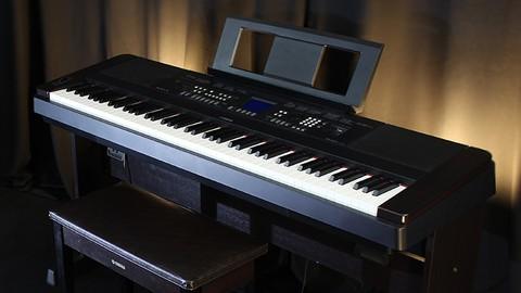 Aprenda o ritmo bossa nova no piano - método definitivo!