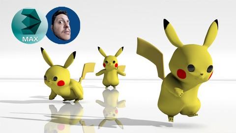 Pokemon e 3DS MAX.