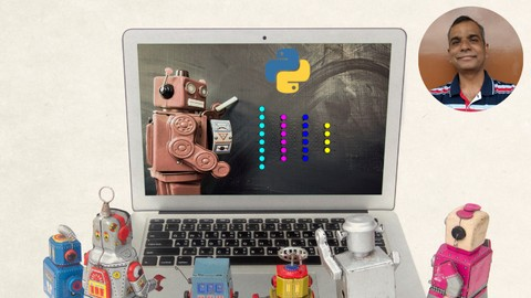 Master Machine Learning , Deep Learning with Python