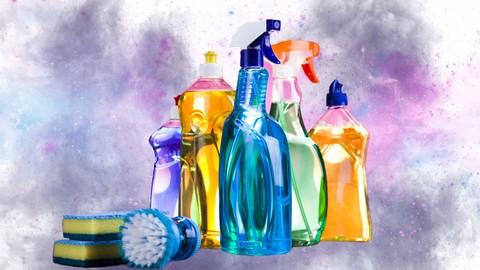 كيفية تصنيع ملمعات الزجاج والسيارة ومزيلات الدهون والصدأ