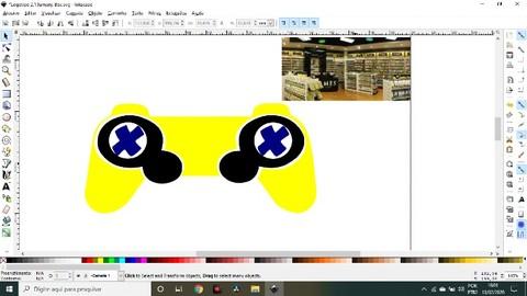 Design Gráfico Para Empreender do Zero e Sem Gastos Logotipo