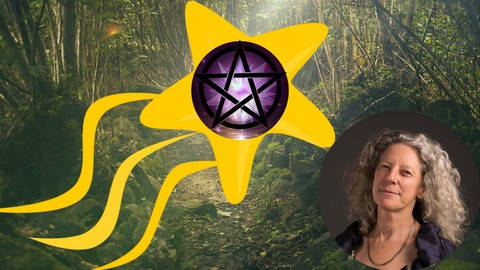 Engage The Power Of Magical Spiritual Witchcraft Masterclass