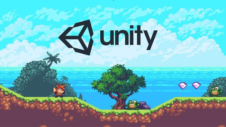 unity 2d platformer game