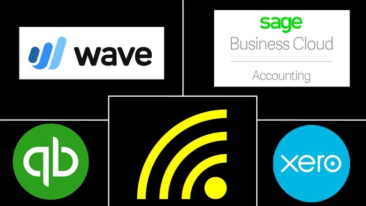 Bank Feeds Quickbooks Online Xero Sage Wave Comparison Course 100 Off
