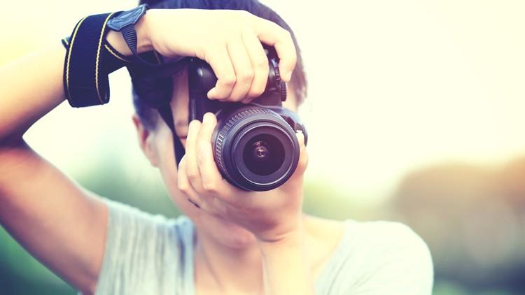 pro photographer camera basics