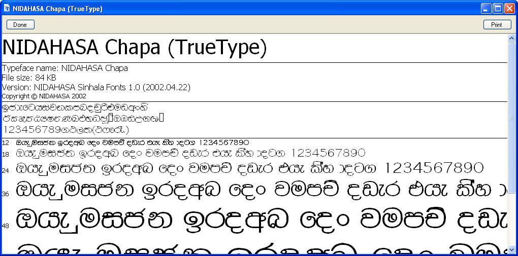 Download Sinhala Fonts For Mac Os X