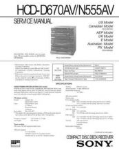 Teac EX-M1(EF) Service Manual by download Mauritron