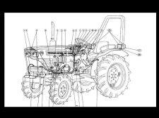 KUBOTA RCK MOWER PARTS MANUALs for RCK60-24B RCK60-27B