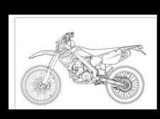 CFMoto Jetmax 250 CF250T-6A Scooter Service Repair Manual