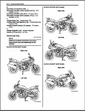 1977-1978-1979-1980-1981-1982-1983 Yamaha IT175 Service