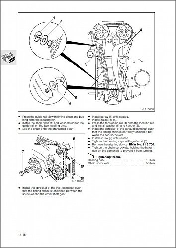 1999-2008 BMW K1200LT Service Manual on a CD For Sale