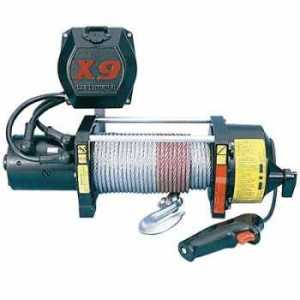 X9 Superwinch delivers 9000 lb pulling capacity with Remote Lifetime Warranty For Sale  Item