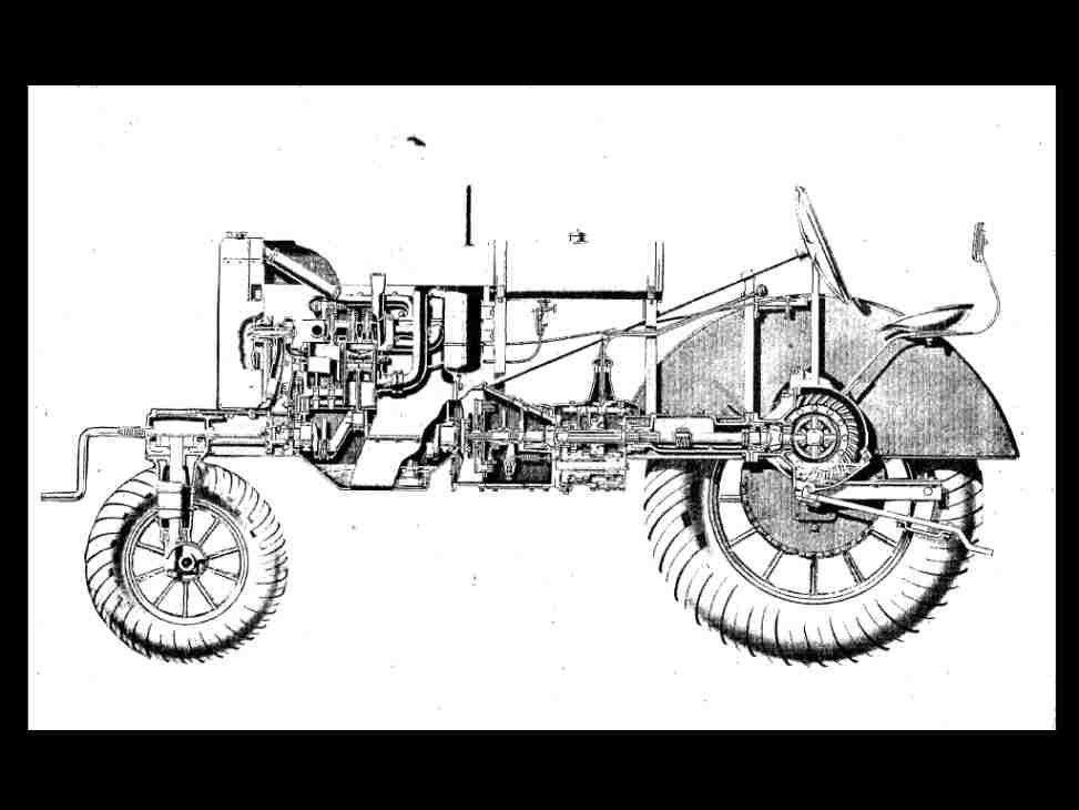 ALLIS CHALMERS WC TRACTOR PARTS MANUAL & AC