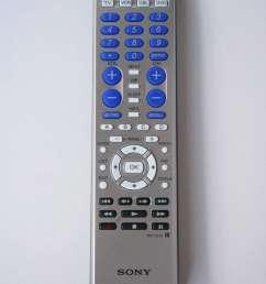 sony rm v210 r remote control tv vcr cable dvd audiovox vizio sharp emerson for sale item 505306 [ 1067 x 1600 Pixel ]