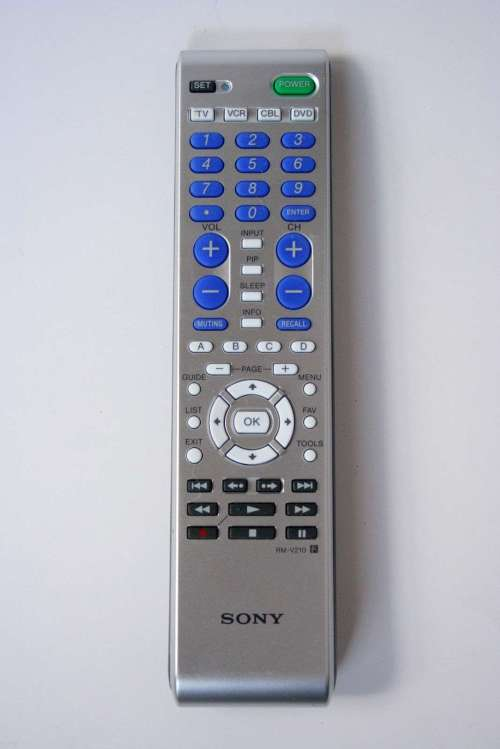 small resolution of sony rm v210 r remote control tv vcr cable dvd audiovox vizio sharp emerson for sale item 505306